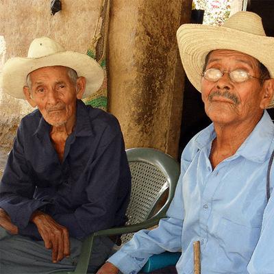 Federico Ramos y Manuel Gudiel