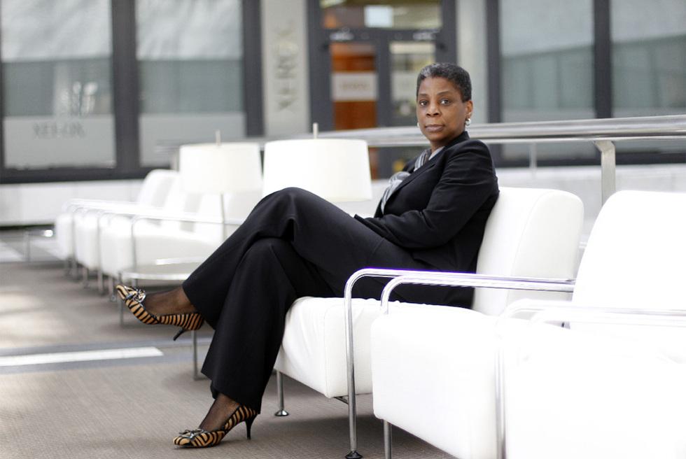 Ursula, presidenta delegada de Xerox