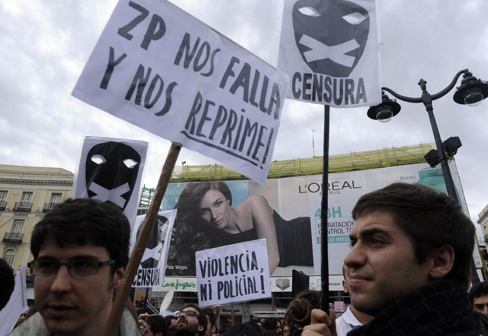 Contra Zapatero