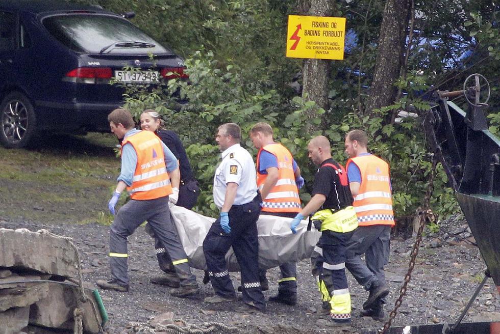 Doble atentado en Noruega - Más víctimas