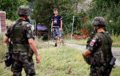 Soldados eslovenos