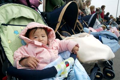 Female Chinese Infant