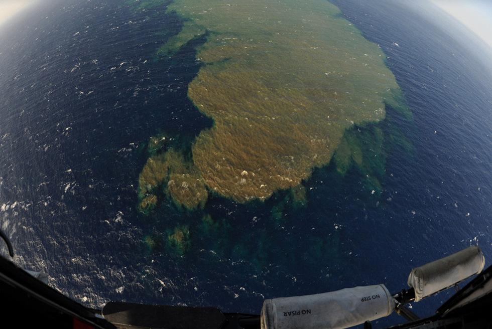El Hierro Underwater Eruption