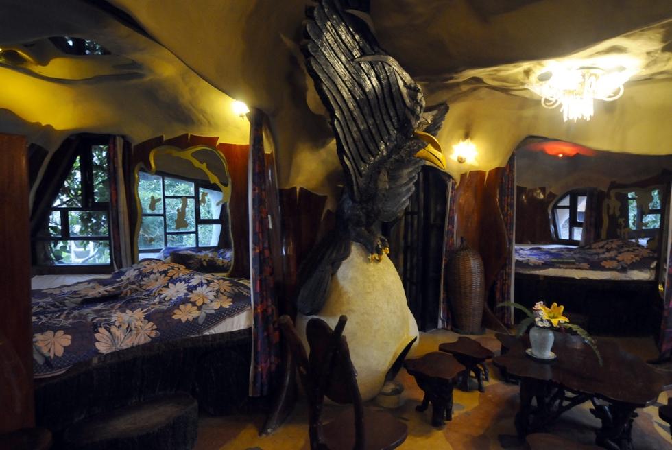 Dalat Casa Loca Eagle Room
