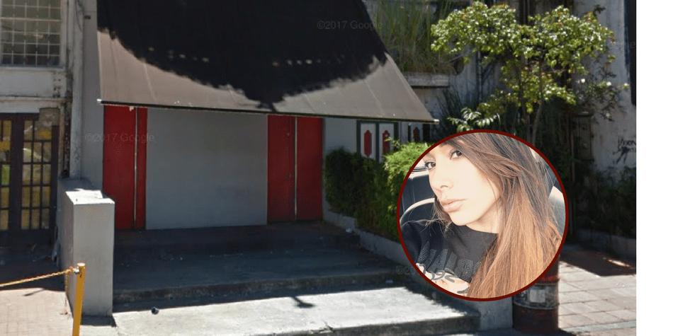 Un exnovio dice que la joven era consumidora — María Andrea Cabrera