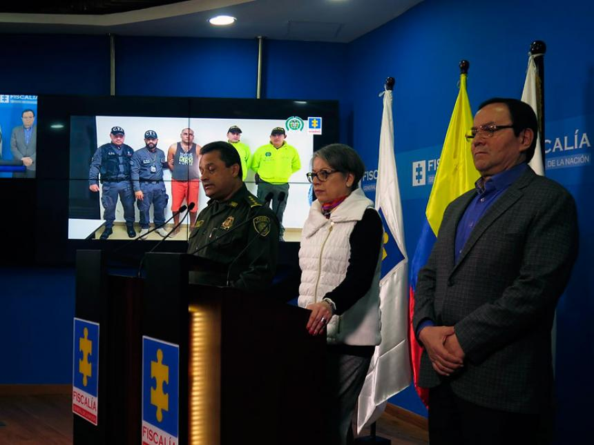 Capturan a implicado en atentado a Policía de Barranquilla