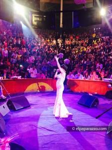 Todo un éxito es la gira de Marisela por México