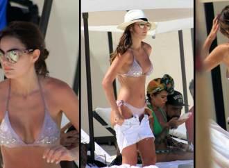 Ximena Navarrete nos deja sin aliento con su bikini