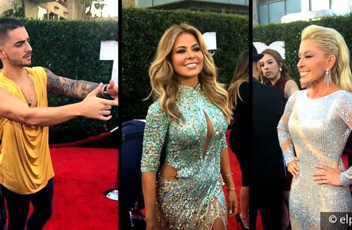 """Con gran éxito se llevó a cabo la primera versión de los """"Latin American Music Awards"""""""