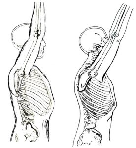 blog picture of illustration of human raising arms