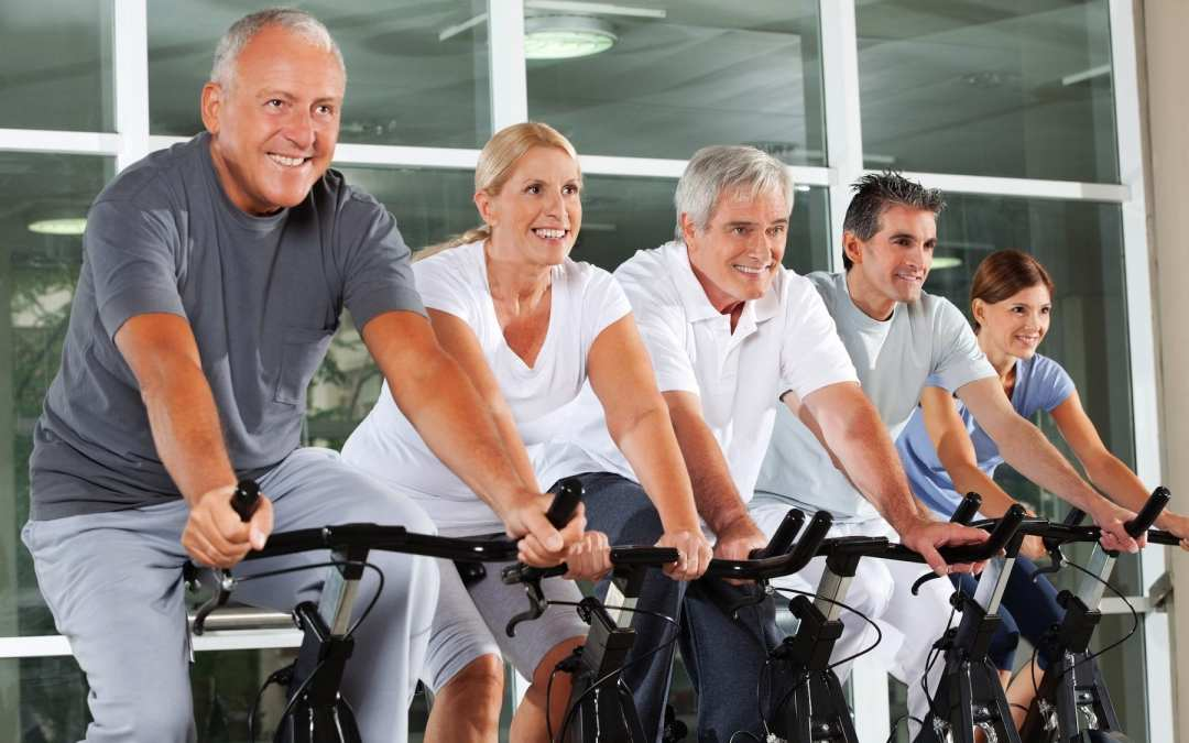 Exercise Helps Reverse Cellular Aging Process in Adults - El Paso Chiropractor