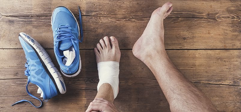Home Remedies & Treatment of Sprains and Strains - El Paso Chiropractor