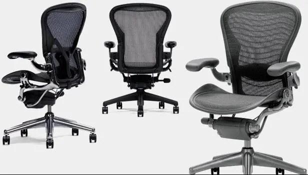 herman-miller-aeron-sidebar-gear-patrol - 13 Best Office Chairs Of 2017 (Affordable To Ergonomic) €� Gear Patrol