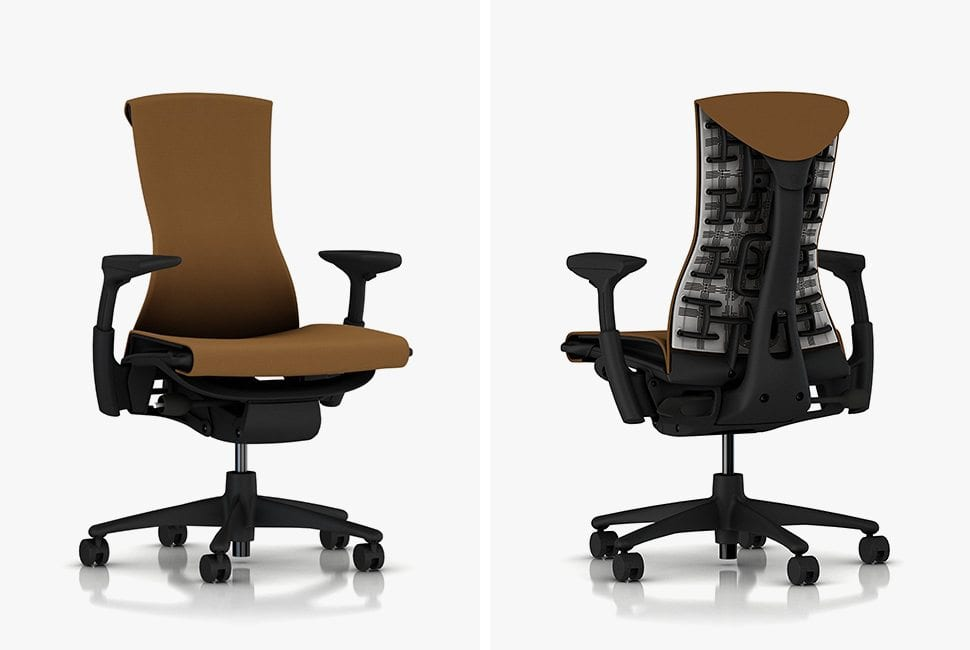 The 13 Best Office Chairs of 2017 - 13 Best Office Chairs Of 2017 (Affordable To Ergonomic) €� Gear Patrol