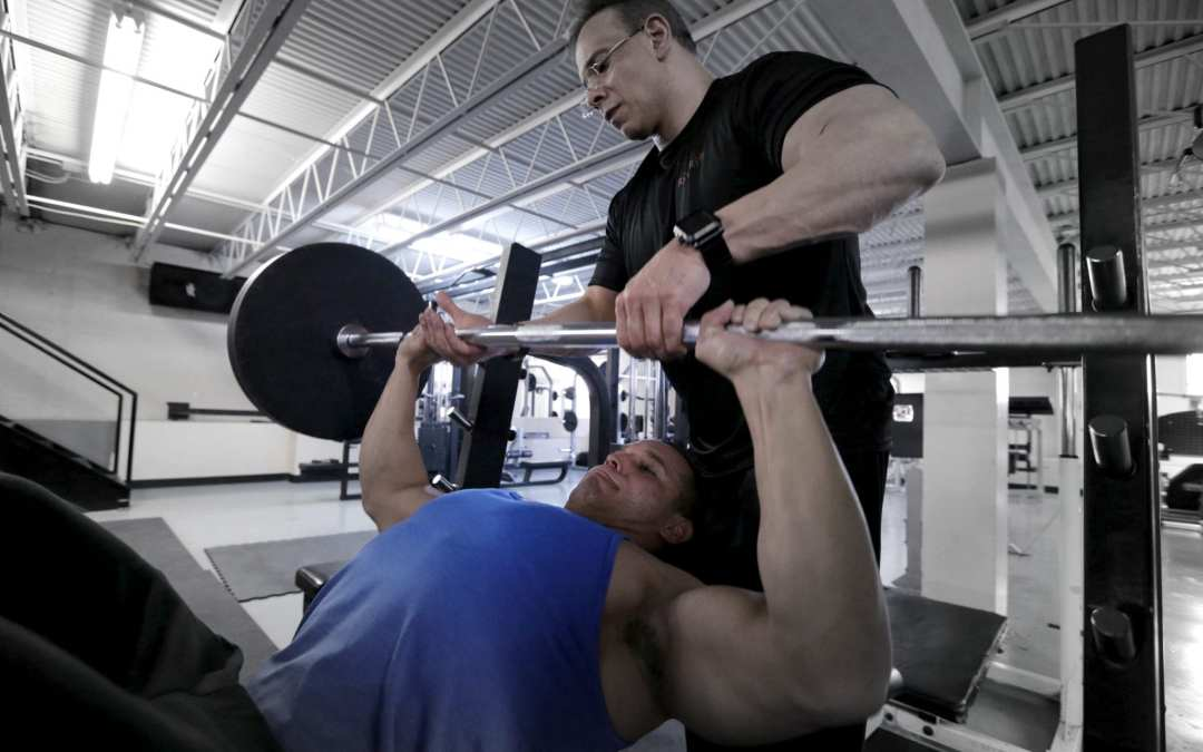 Daniel Alvarado | Push-as-Rx Owner | Overcome Your Own Doubts | PUSH-as-Rx ®