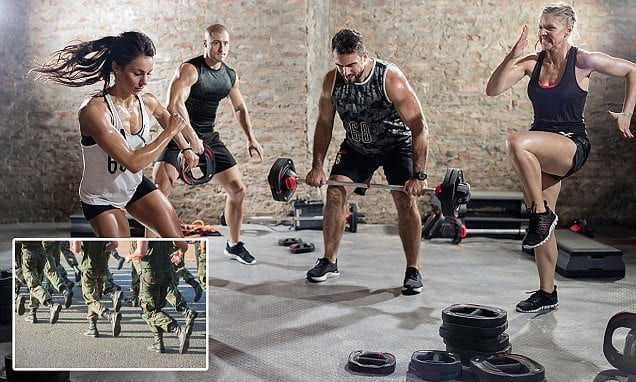 Intense exercise causes a leaky gut and risk of illness