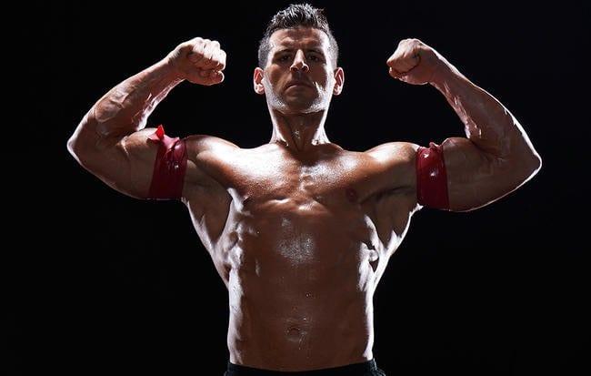 Corso di limitazione del flusso sanguigno per il muscolo crescente Specialista El Paso