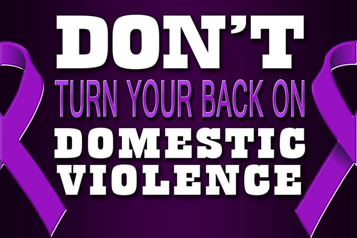 HOW TO STOP DOMESTIC ABUSE?
