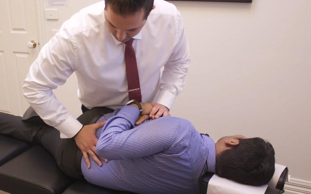 Dolore ai nervi sciatica | Video | El Paso, TX.