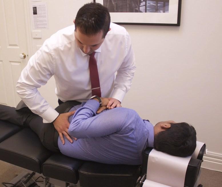 dolore nella parte bassa della schiena cura chiropratica el paso tx.