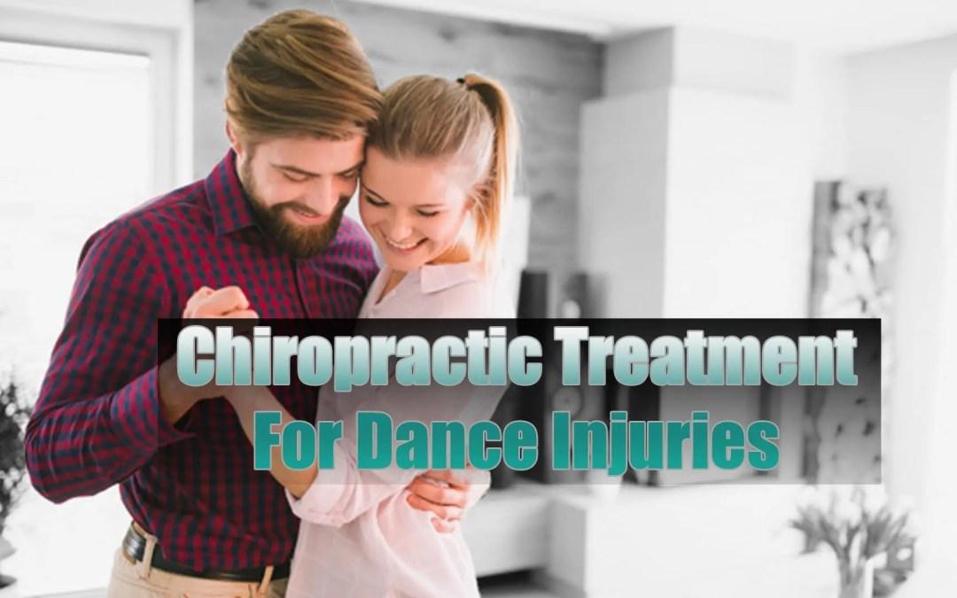 Danni alle danze: un trattamento chiropratico può aiutare El Paso, TX.