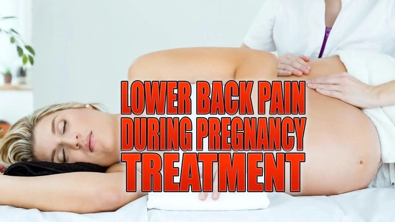 dolore alla cintura pelvica durante il trattamento in gravidanza