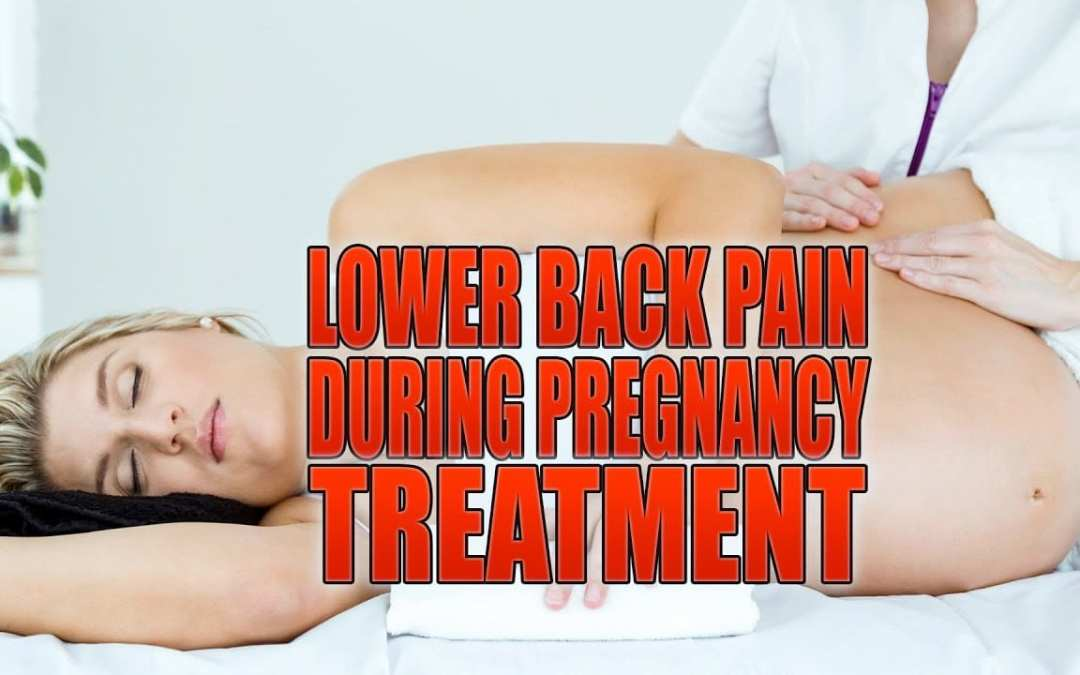 Back Pain Treatment During Pregnancy in El Paso, TX