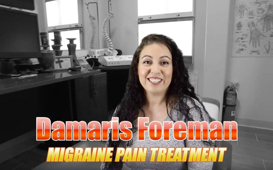 Trattamento del dolore di emicrania El Paso, TX | video