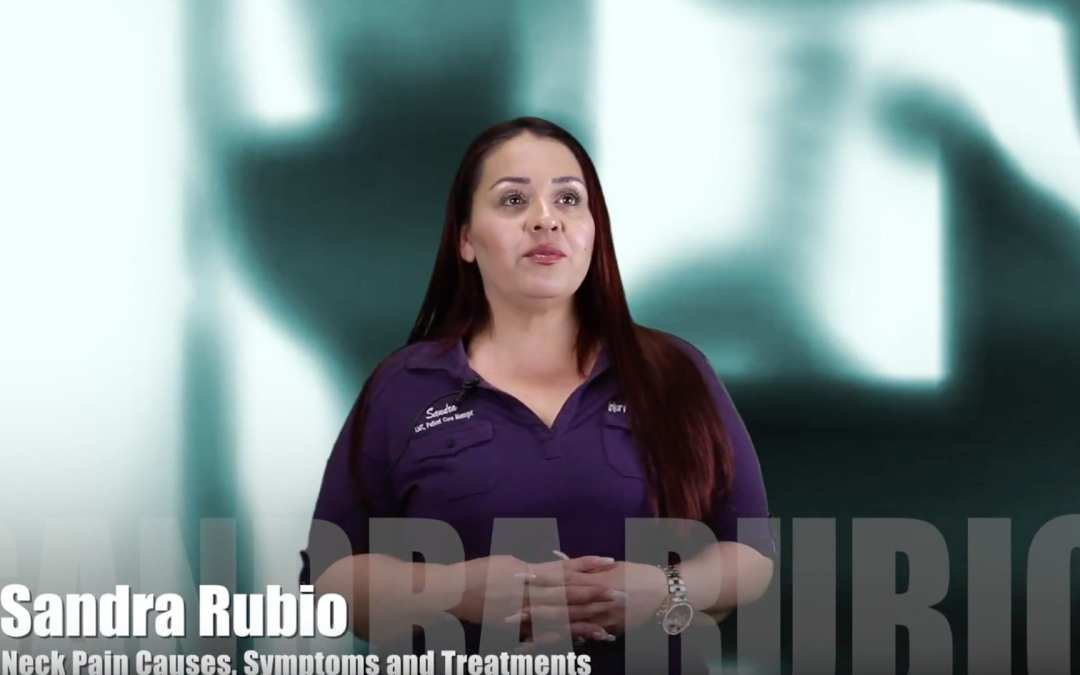 Cervical Pain Treatment Chiropractic Care In El Paso, TX.   Video