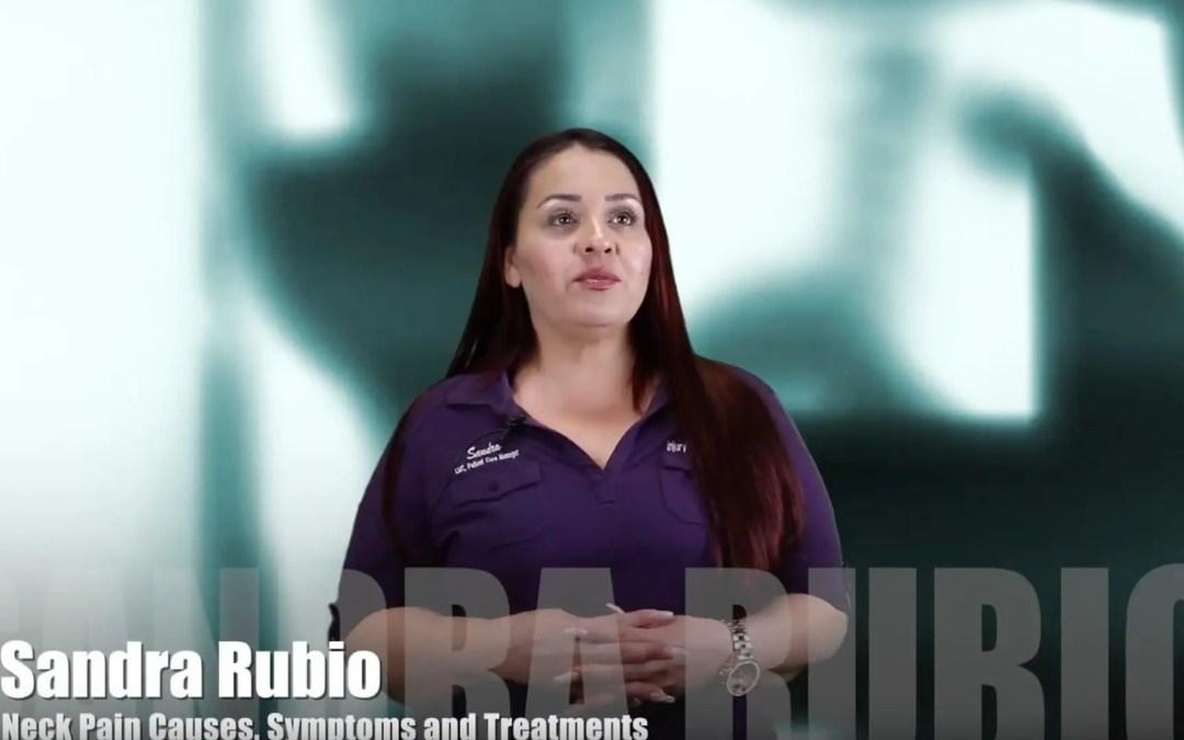 Tratamiento de dolor cervical Cuidado quiropráctico en El Paso, TX. | Vídeo