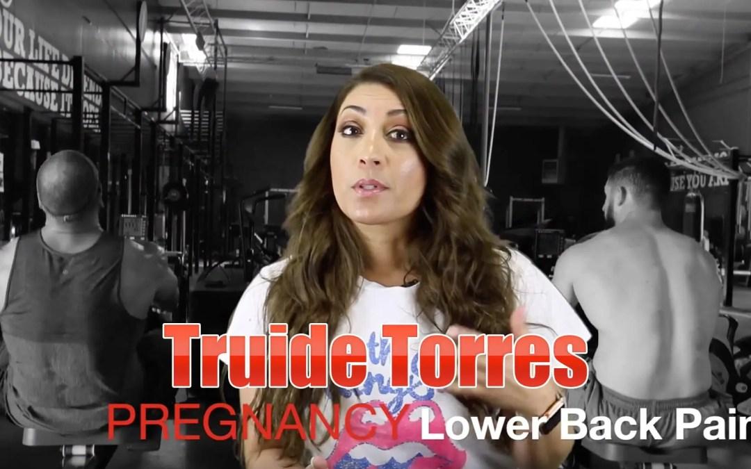 Dolore lombare durante il trattamento della gravidanza El Paso, TX | video
