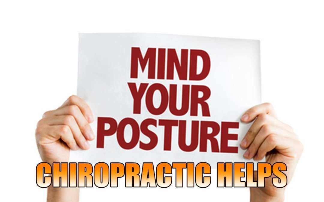 Improve Posture With Chiropractic | El Paso, TX.