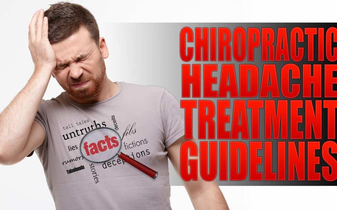 Linee guida per il trattamento della cefalea chiropratica a El Paso, TX