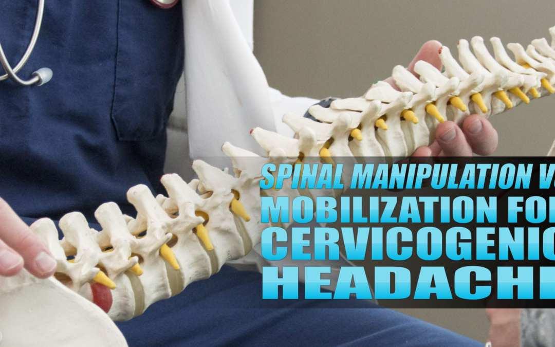 Manipolazione spinale vs. mobilitazione per cefalea cervicogenica a El Paso, TX