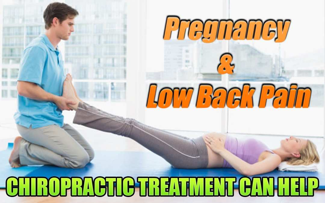 Pregnancy Low Back Pain: Chiropractic Can Help | El Paso, TX.