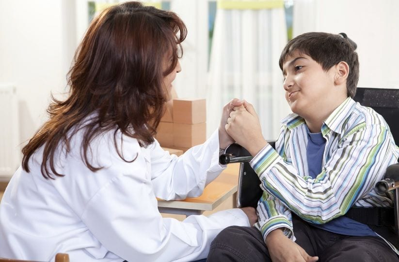 Chiropractic Rehabilitation & Neuromuscular Reeducation for Cerebral Palsy