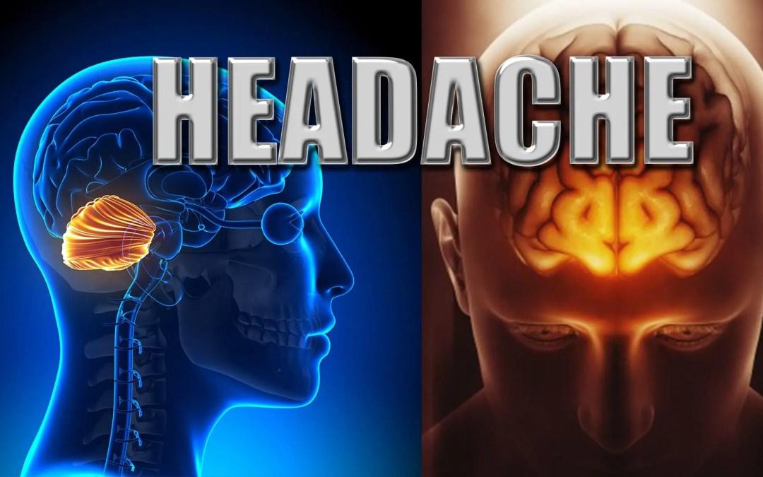 Origin Of Head Pain | El Paso, TX.