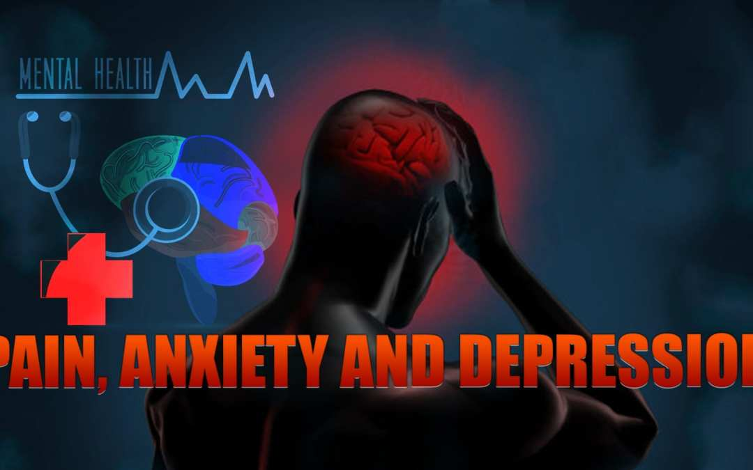Depresión por ansiedad del dolor en El Paso, TX.