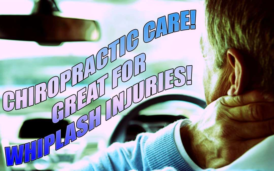 Whiplash Injuries: Why Chiropractic Is A Great Choice | El Paso, TX.
