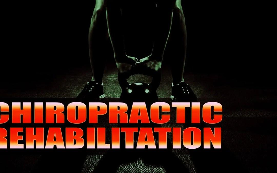 Chiropractic Rehabilitation   El Paso, TX.   Video