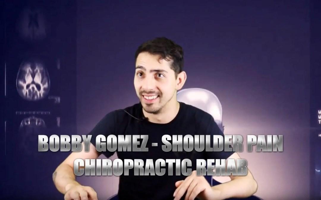 Dolore alla spalla Riabilitazione chiropratica | video