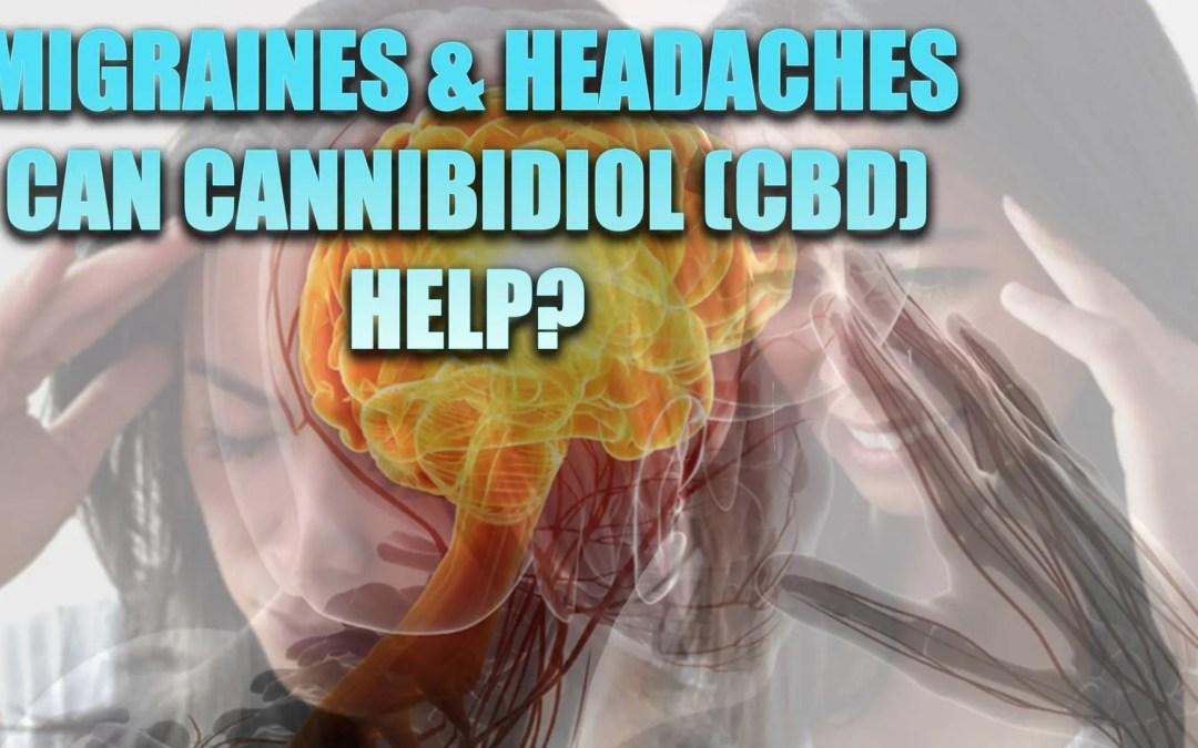Cannabidiolo (CBD) per emicranie e mal di testa?