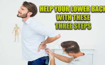 Three Steps To Help Your Back