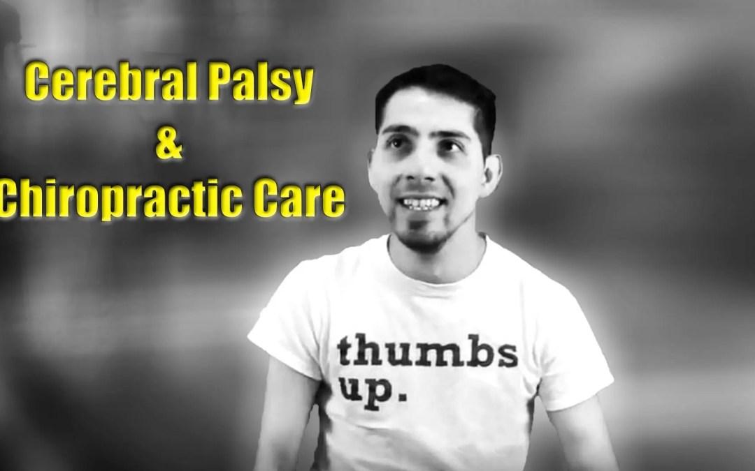 cerbral palsy ആൻഡ് chiropractic കെയർ എ എൽ പാസോ Tx.