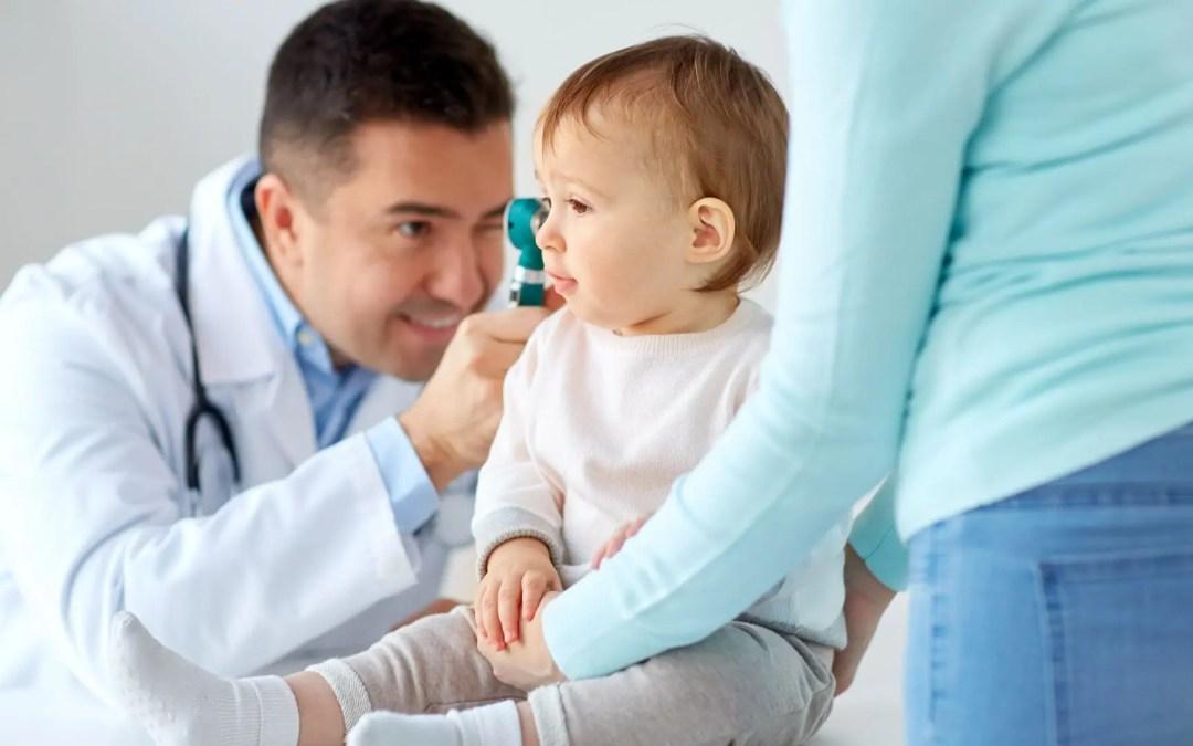 Come la chiropratica può aiutare con le infezioni dell'orecchio infantile El Paso, TX.