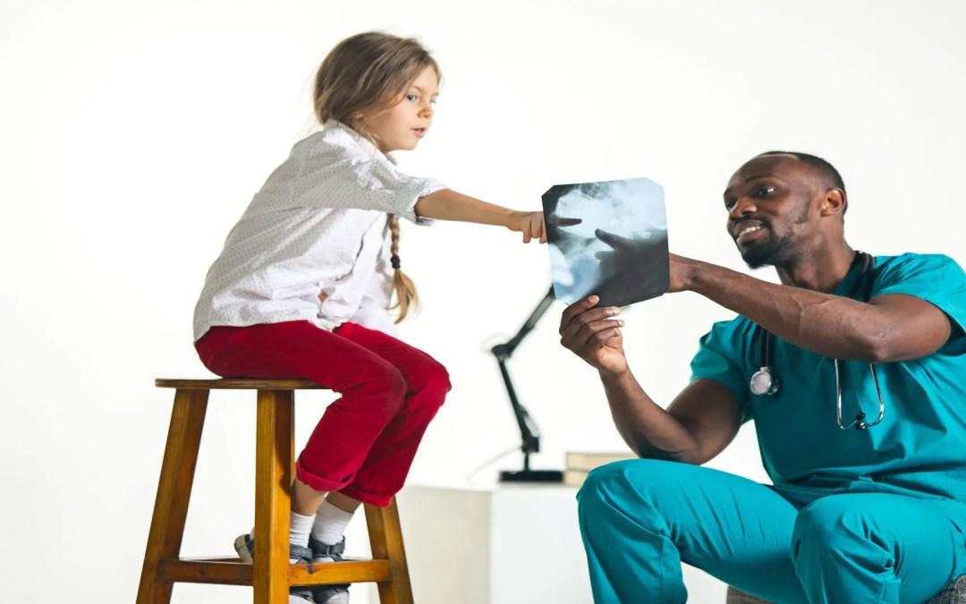 Approcci diagnostici di imaging di reclami pediatrici El Paso, TX.