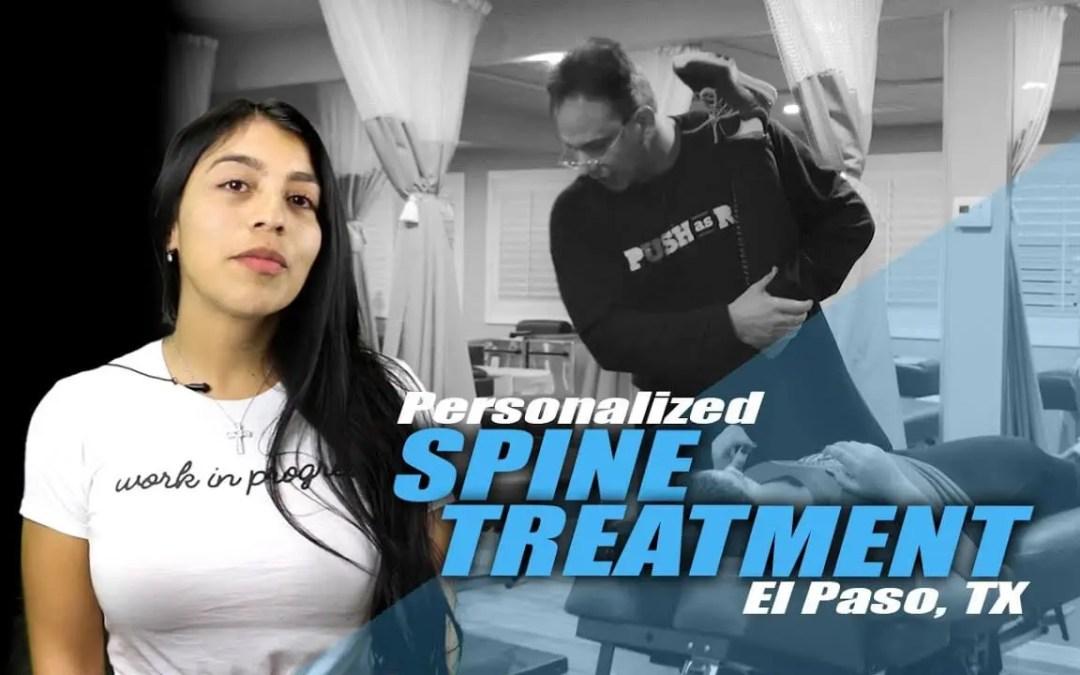 Colonna vertebrale personalizzata e * TRATTAMENTO SCIATICA * | El Paso, TX (2019)