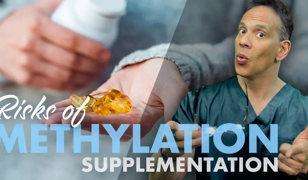 Rischi di supplementazione di metilazione