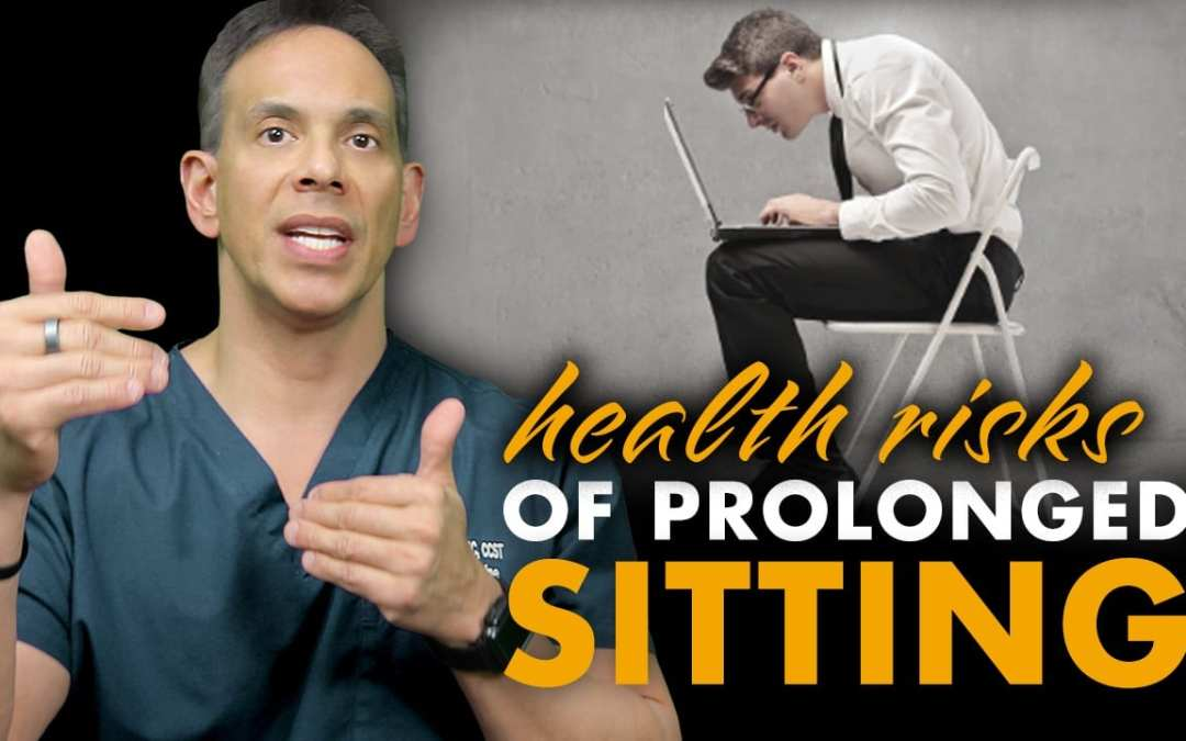 Prolonged Sitting Ruins Your Health! How To Fix It El Paso, TX.