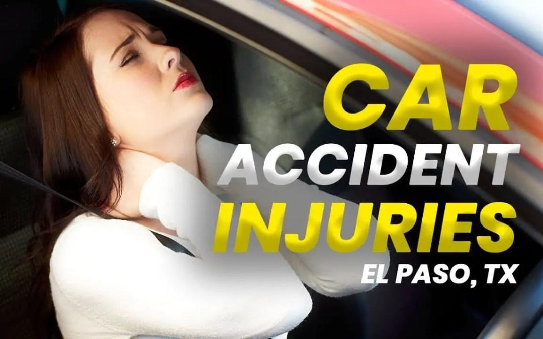 Chiropratico per la riabilitazione di incidenti stradali | El Paso, Tx